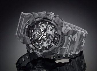 Đồng hồ G-Shock GD-120CM-8DR