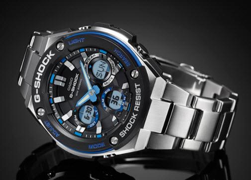 Đồng hồ G-Shock GST-S100D-1A2CR