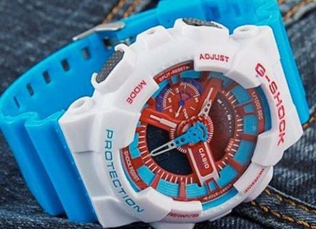 Đồng hồ G-Shock ga-110ac-7a