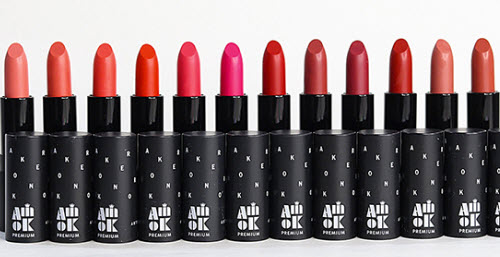 Son Amok vo đenStrongfix Lipstick