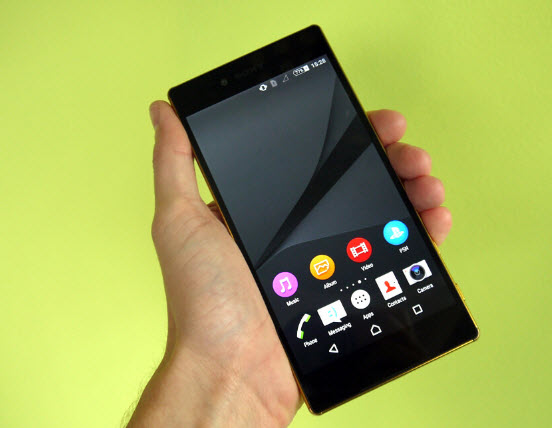 điện thoại Sony Xperia Z1