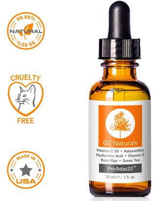 Vitamin C Serum OZ Naturals