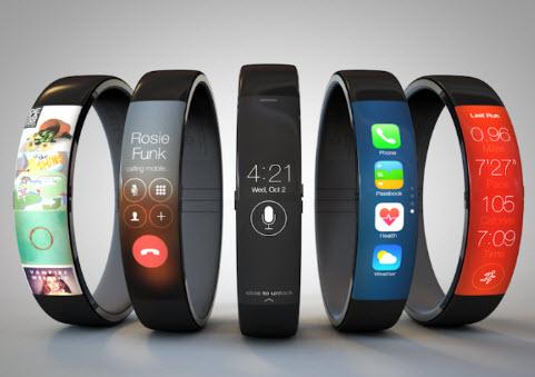 Đồng hồ thông minh mẫu mới
