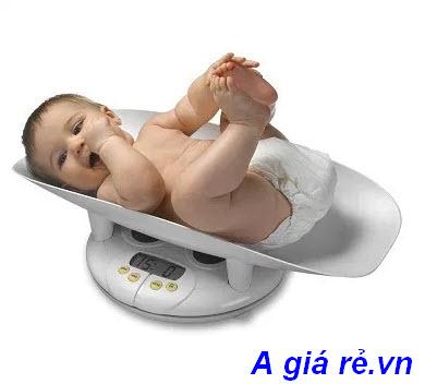 cân điện tử em bé