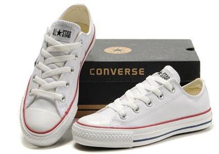 Giày Converse nữ cổ thấp