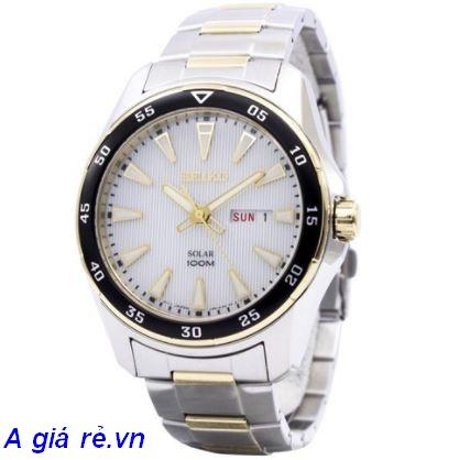 Đồng hồ Seiko Solar SNE394P1