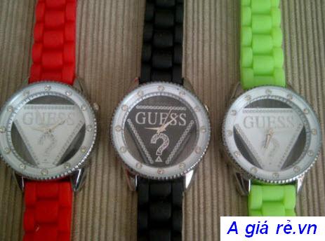 Đồng hồ guess fake