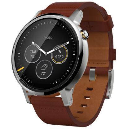 Đồng hồ thông minh Motorola Moto 360