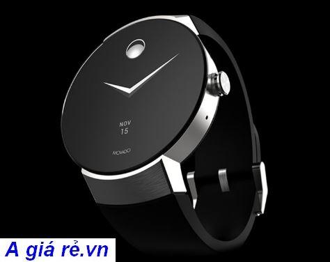 Đồng hồ thông minh Movado Connect