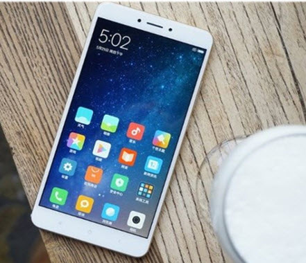 Điện thoại Xiaomi Max 2