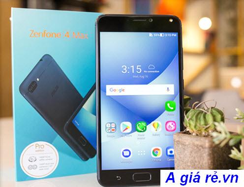 Điện thoại Asus Zenphone 4 Max Pro