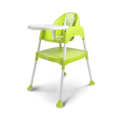 ghế ăn dặm bằng nhựa