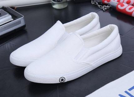 Giày lười nữ Converse trắng