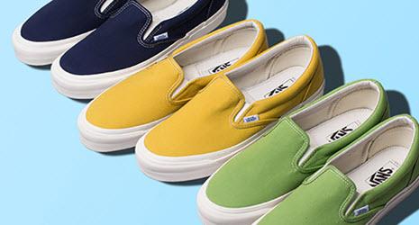 Giày lười nam Vans