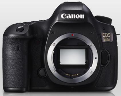 Máy ảnh DSLR canon EOS 5DS