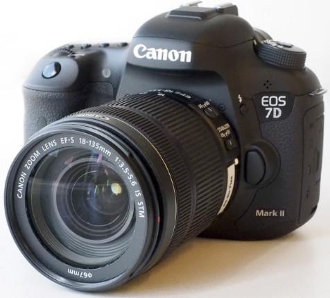 Máy ảnh DSLR canon EOS 7D MARK II
