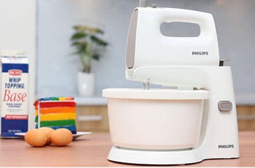 máy đánh trứng để bàn philips