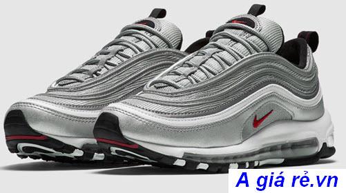 Giày Nike Air Max 97 Silver