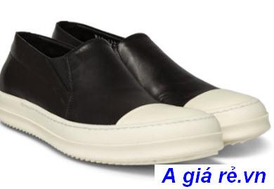Giày lười nam da của Rick Owens