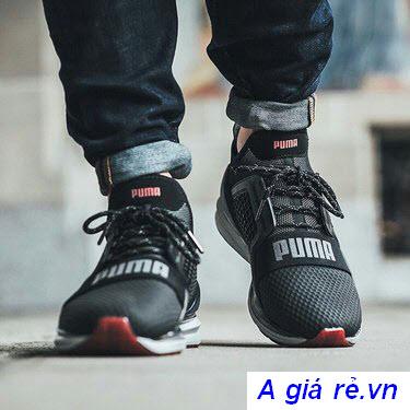 Giày PUMA black