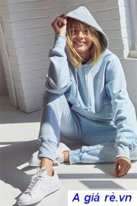quần jogger áo hoodie