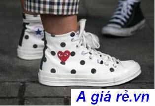 Giày Converse nữ phối màu mới