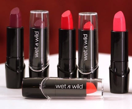 Son Wet n Wild Silk Finish Lipstick