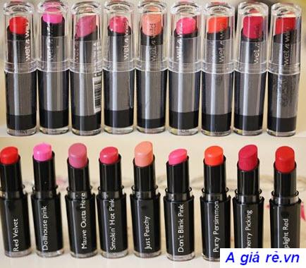 Son Wet n wildMegalast Lipstick