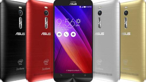 Điện thoại Asus Zenfone 2