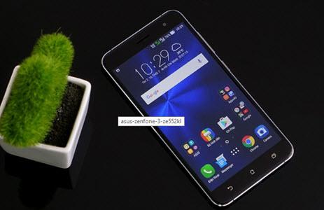 Điện thoại Asus Zenphone 3