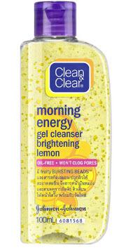Sữa rửa mặt trị mụn Clean & Clear Morning Energy