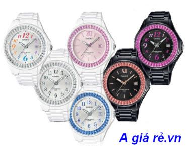Đồng hồ nữ Casio LX-500H-7B2VDF