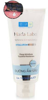 Hada Labo Advanced Nourish Hyaluron Cleanser