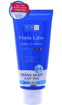Hada Labo Perfect White Arbutin Cleanser