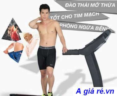 Hiệu quả của máy tập thể dục