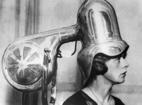 Lịch sử máy sấy tóc