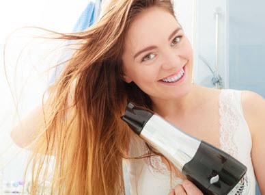 Sấy tóc nhiệt độ thấp
