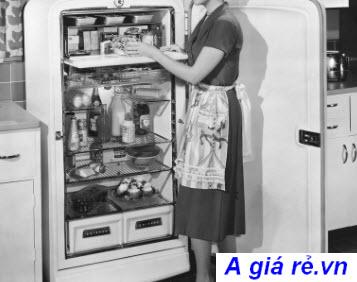 Tủ lạnh xưa