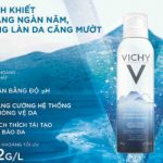 Xịt khoáng Vichy, nước xịt khoáng dưỡng da được yêu thích hàng đầu