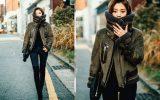 5 mẫu áo khoác nữ cực sành điệu các bạn gái không nên bỏ qua