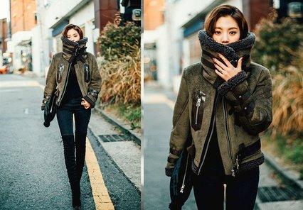 áo khoác nữ hot nhất hiện nay