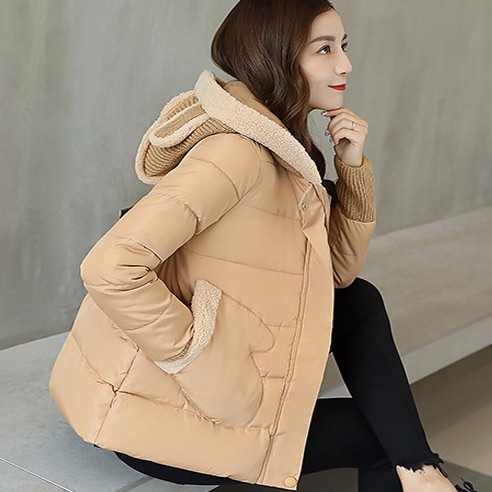 áo khoác nữ áo khoác phao nữ đẹp đáng yêu