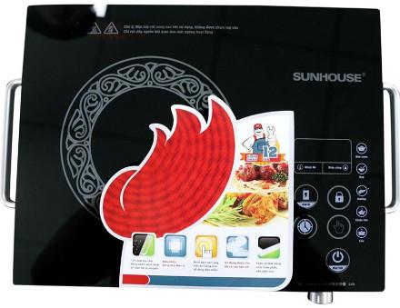 Bếp hồng ngoại Sunhouse SHD6017