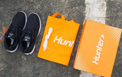Giày Biti's Hunter Feast phối màu đen