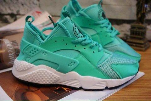 Giày Nike Huarache Nữ màu xanh