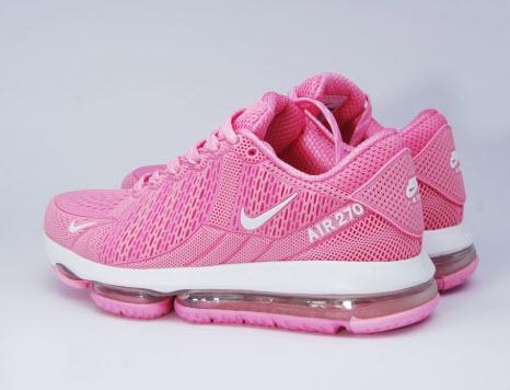 Giày Nike Air nữ màu hồng