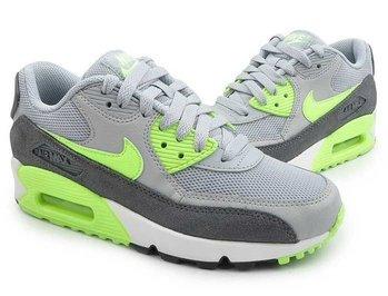 giày nike nữ air max xanh