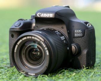 máy ảnh Canon 800D