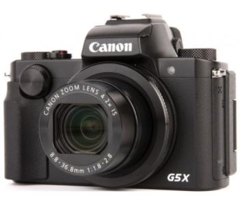 máy ảnh Canon G5 X