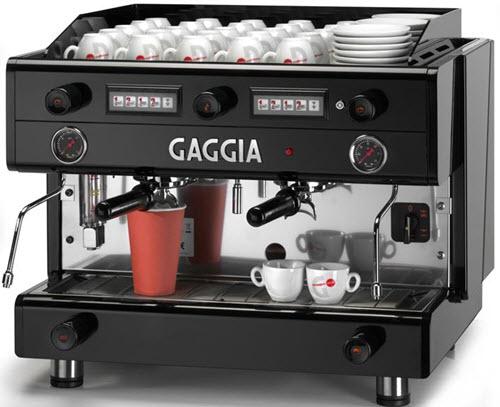 máy pha cà phê gaggia